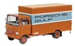 MERCEDES-BENZ LP 608 PORSCHE GULF LIMITED EDTION 1000PCS.