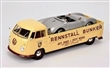 VOLKSWAGEN T1 RENNTRANSPORTER BUNKER WITH PORSCHE 550 SPYDER LIMITED EDITION 500 PCS. SCHUCO 450007700