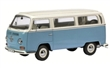 VOLKSWAGEN T2a BUS BLUE / WHITE