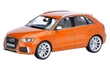 AUDI RS Q3 SAMOA ORANGE LIMITED EDITION 500PCS.