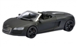 AUDI R8 SPYDER 2012 CONCEPT BLACK LIMITED EDITION 1000PCS.