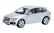 AUDI Q5 2012 EIS SILVER METALLIC LIMITED EDITION 500PCS.