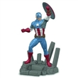 SCHLEICH 21503 MARVEL CAPTAIN  AMERICA