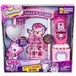 SHOPKINS WILD STYLE SEASON 9 KITTY DANCE BALLET STUDIO20-PACK