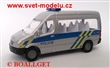MERCEDES-BENZ SPRINTER BUS POLICIE ČESKÁ REPUBLIKA