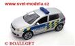 VOLKSWAGEN GOLF POLICIE ČESKÁ REPUBLIKA