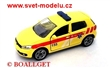 VOLKSWAGEN GOLF AMBULANCE ČESKÁ REPUBLIKA