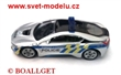 BMW i8 POLICIE ČESKÉ REPUBLIKY