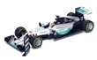 Mercedes W06 #44 Lewis Hamilton Winner US GP 2015 World Champion 2015 with Pit Board