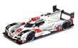 Audi R18 e-tron Quattro #7 M. Fassler/A. Lotterer/B. Treluyer 3rd LMP1 Le Mans 2015
