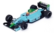 March Leyton House CG901 #15 Maurizio Gugelmin French GP 1990