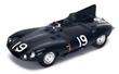 Jaguar D #19 M. Hawthorn/P. Walters Winner 12h Sebring 1955