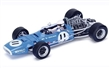 Matra MS10 #11 Johnny Servoz-Gavin Monaco GP 1968