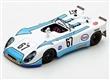 Porsche 908/02 #67 C. Poirot/ P. Farjon Le Mans 1972
