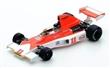 McLaren M23 n.11 2nd South African GP 1976 James Hunt