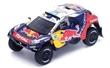 Peugeot 2008 DKR #303 C. Sainz/L . Cruz Rallye Dakar 2016