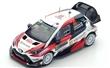 Toyota Yaris WRC #11 J. Hanninen/K. Lindstrom Rally Monte Carlo 2017