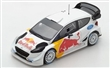 Ford Fiesta WRC S. Ogier/J. Ingrassia Test Car for 2018