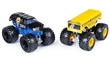 MONSTER JAM TRUCK 2-PACK HIGHER EDUCATION vs. BOUNTY HUNTER