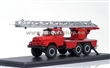 ZIL 131 FIRE LADDER AL-30 ŽEBŘÍK