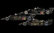 LOTUS JPS F1 SET LOTUS 77, LOTUS 78, LOTUS 79 MARIO ANDRETTI LIMITED EDITION 999 PCS.