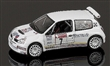 RENAULT CLIO SUPER 1600 HUGUES NO.7 YOKSHIRE RALLY 2003 LIMITED EDITION 750 PCS.