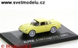 RENAULT ALPINE A108 COUPE  YELLOW