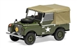LAND ROVER SERIE 1 80 1ST BATTALION THE GLOUCESTERSHIRE REGIMENT