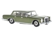 MERCEDES-BENZ 600 W100 1964 GREEN WHITE BOX WB176
