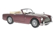 Aston Martin DB 2/4 MK III DHC 1957 red