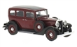 VOLVO PV 654 1933 RED / BLACK
