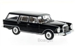MERCEDES-BENZ 230 S UNIVERSAL 1967 BLACK