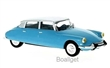 CITROEN DS 19 1966 LIGHT BLUE / WHITE
