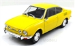 ŠKODA 110 R COUPE 1970 YELLOW