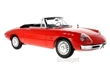 ALFA ROMEO DUETTO SPIDER 1966 RED