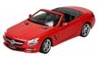 MERCEDES-BENZ SL500 2012 RED