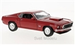 FORD MUSTANG BOSS 429 1969 RED