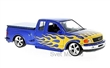FORD F-150 SUPERCAB 1999 BLUE