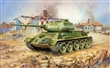 RUSKÝ TANK T34-85