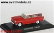 BORGWARD ISABELLA COMBI RED