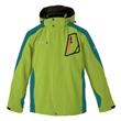 Pánská zimní funkční bunda Deproc Dayton světle zelená - zelená vodní sloupec 10000 mm 5XL až 6XL